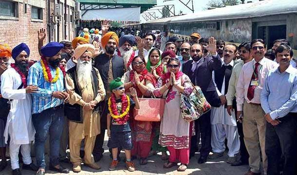 Sikh Pilgrims Laud Pakistan for 'Baisakhi' Arrangements