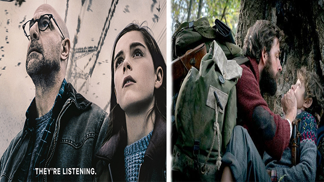 Is Netflix's 'The Silence' a Look alike of 'A Quiet Place'?