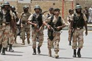 Karachi Security Put on High Alert, Punjab Summons Rangers Due to Protest of Outlawed Organization