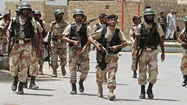 Sindh: Special Powers of Rangers Extended
