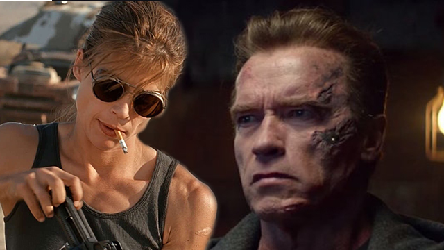Arnold Schwarzenegger, Linda Hamilton Re-Unite For Their Biggest Venture Together