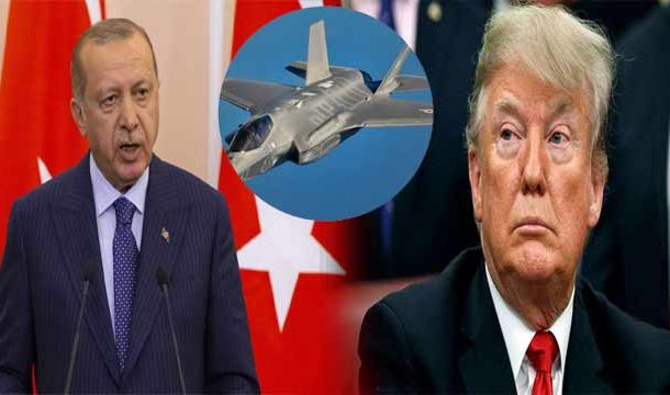 US Blocks F-35 Equipment Delivery to Turkey