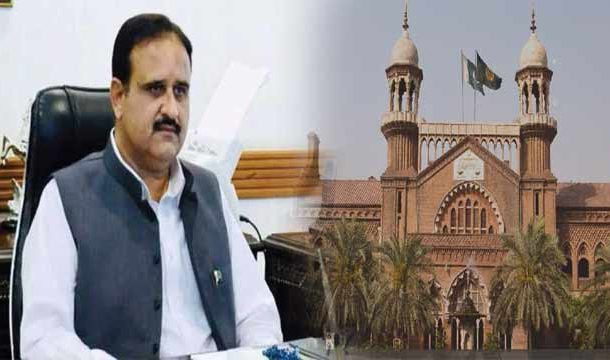 LHC Summons CM Buzdar in Contempt of Court Case