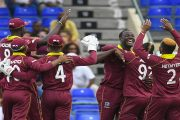 Pollard Dropped From West Indies World Cup Squad