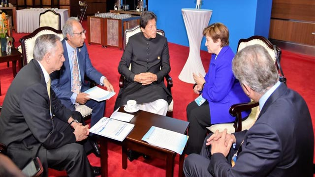 WB Vows to Further Strengthen Cooperation With Pakistan