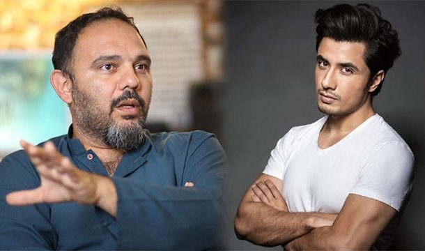 Ali Zafar Targets Jami Mehmood Into His Interview: