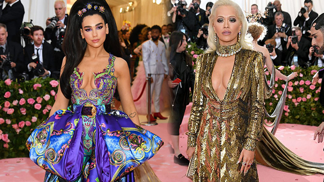 A Growing Feud Between Rita Ora and Dua Lipa Becomes Evident At The Met Gala 2019
