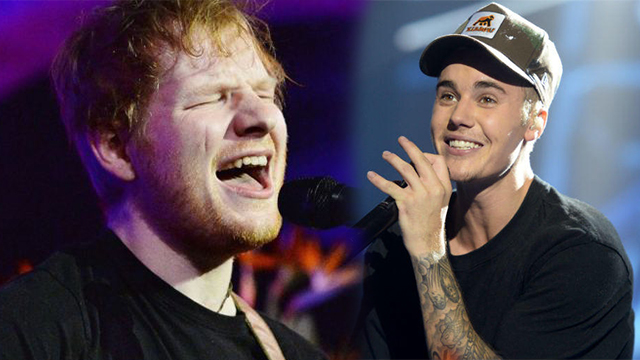 Ed Sheeran Collaborates with Justin Bieber For a New Song