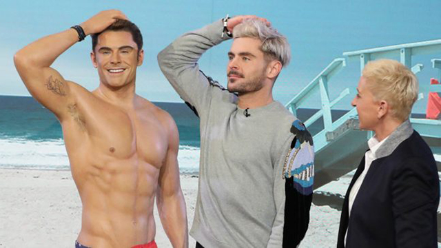 Zac Efron Admitted to Having Unrealistic Body Portrayal on Baywatch