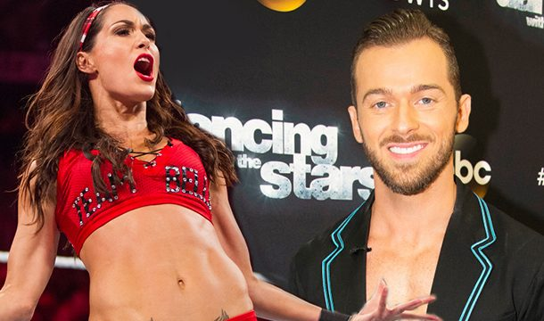 Brie Bella Admits To Be Putting Her Sister's Boyfriend, Artem Chigvinstev Through A Lot