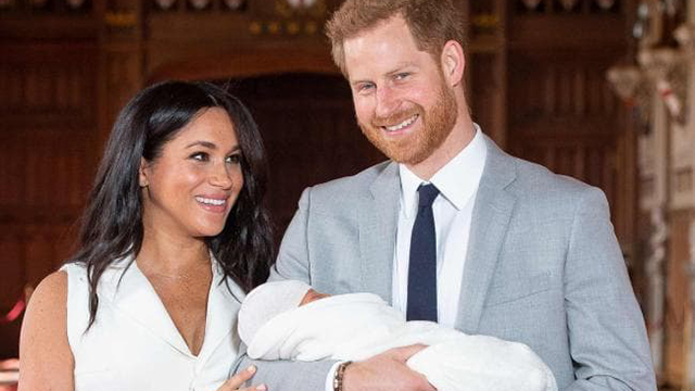 The Royal Couple of Sussex Welcomes a Baby Boy into Their Lives