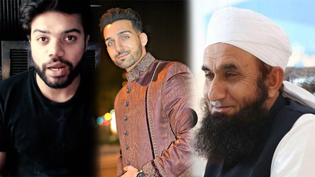 Maulana Tariq Jameel Wants Peace Betwixt Sham Idrees And Ducky Bhai