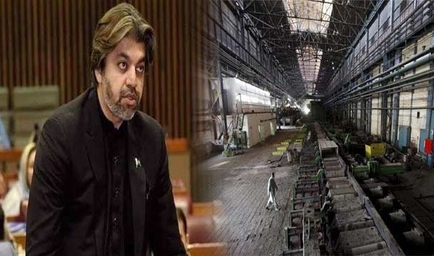 Govt to revived Steel Mills: PTI Minister