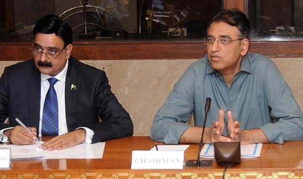 Asad Umar Appointed as Chairman of NA Finance Panel