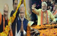 Modi-Led BJP Takes Early Lead as Counting of Votes Begins