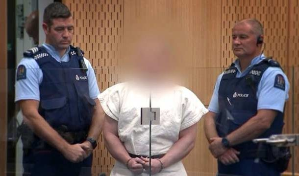 NZ Mosques Attacker Charged With Terrorism