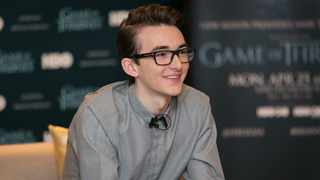 GOT's Star Isaac Wright, aka Brandon Stark Reveals His Girlfriend Doesn't Watch the Show