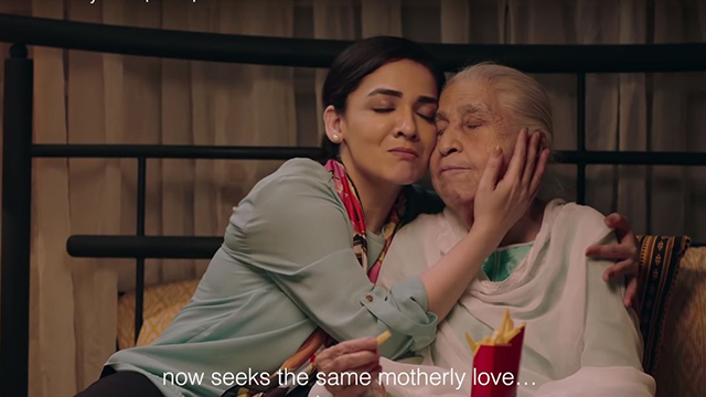 McDonald's Pakistan Had Released A Very Touching Commercial On Mother's Day
