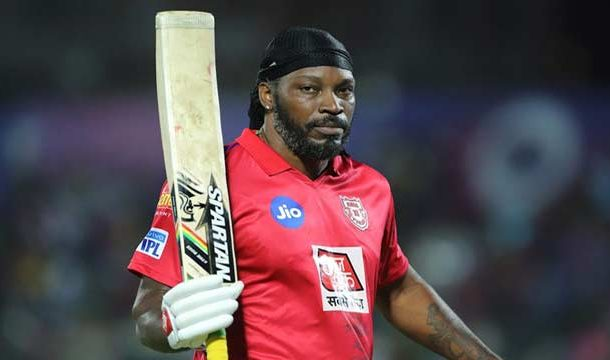 Bowlers Are Scared of Me: Chris Gayle