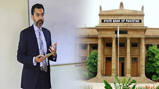IMF Economist Assumes Charge as Governor SBP