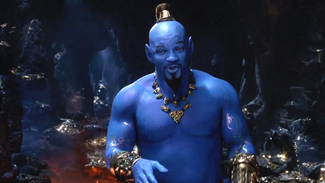 Will Smith Feels Insecure About His Role As A Genie In The New Aladdin Movie
