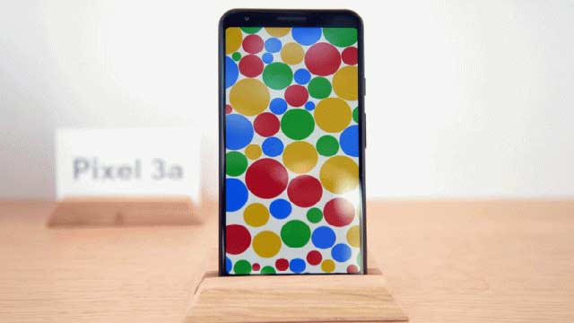 Google Unveils Affordable  'Pixel 3a' Smartphone