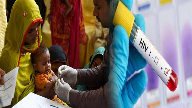 Sindh Health Care's Negligence Leads to Massive HIV Outbreak