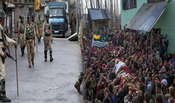 Indian Troops Martyr Two Kashmiris in Kulgam