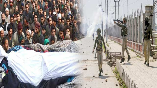 IOK: Two killed, Several Injured in India's State Terrorism