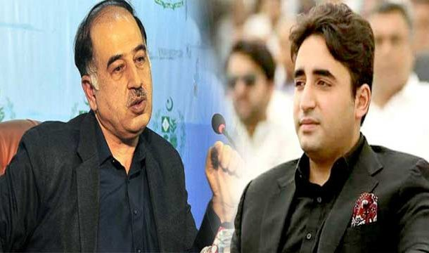 Durrani Hits Back at Bilawal Over Recent Key Appointments