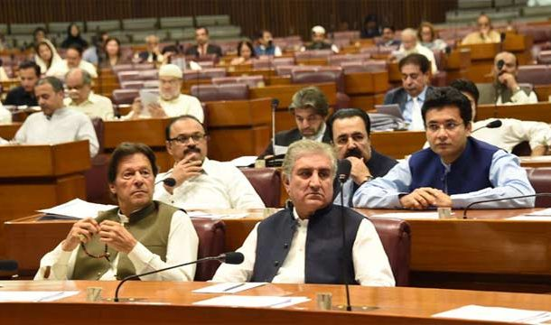PTI Leaders Face Trouble as PM Leaves NA Session Without Address