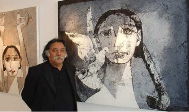 Renowned Calligraphy Artist Jamil Naqsh Passes Away