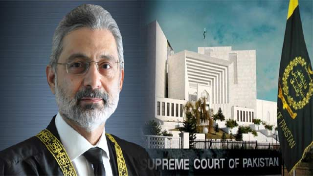 Justice Isa Seeks Confirmation Over Reference Against Him