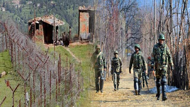 IOK: India Increases Military Buildup Along Working Boundary