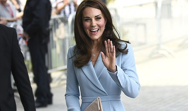 Kate Middleton Being More Of A Fashionista Than A Royal