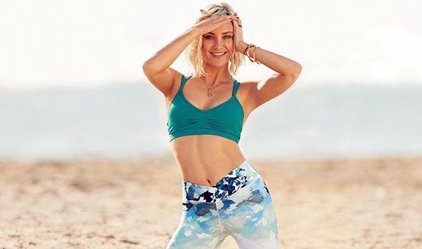 Kate Hudson Sets Up Body Goals Just Months After Giving Birth