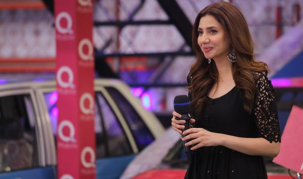 Mahira Khan And Ahmed Shah's Adorable Moments Take Over the Internet