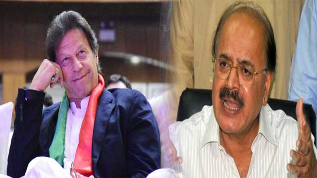 Here's What 'Manzoor Wassan' Predicted About PM Khan's Future