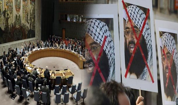 Masood Azhar Listed As Global Terrorist
