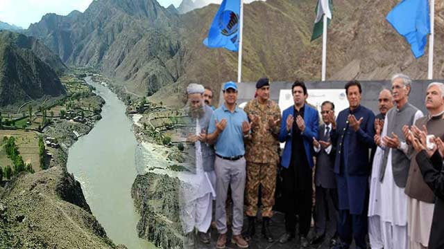 PM Imran Performs Groundbreaking of Mohmand Dam