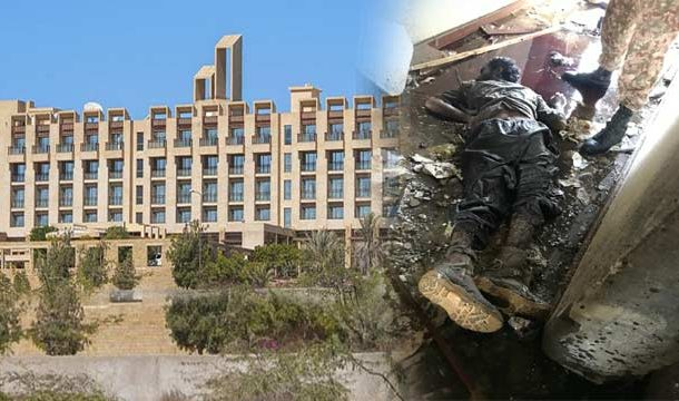 Gawadar: All Terrorists Killed During Clearance Operation at PC Hotel