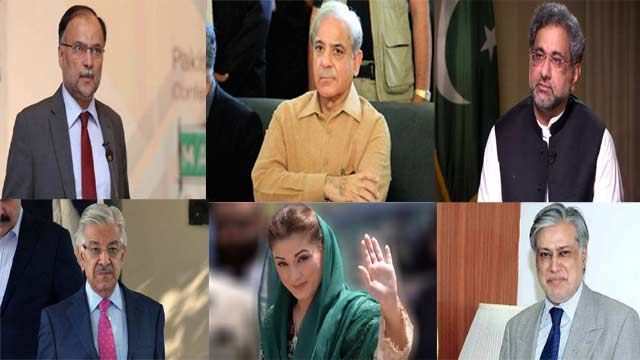 PML-N Changes Portfolios of Several Leaders