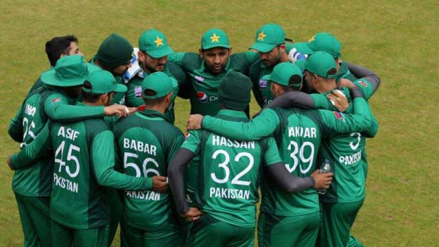 First ODI Face Off Between Pakistan, England Today