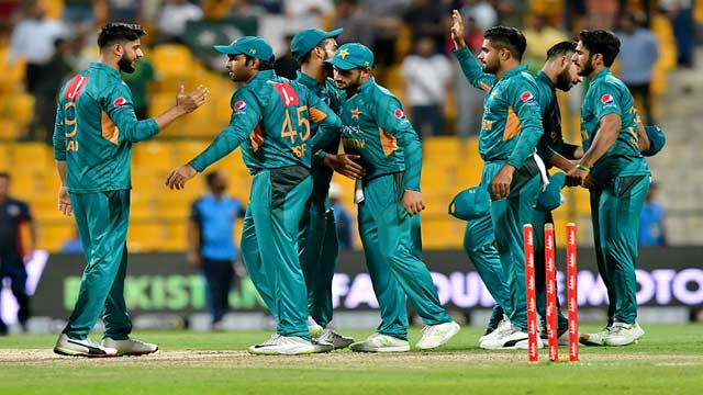 Pakistan Tops ICC Men's T20I Rankings Table