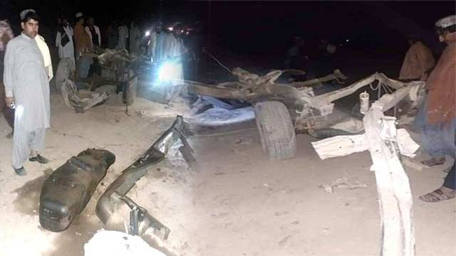 3 Persons Including Tribal Leader Killed in Balochistan Blast