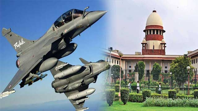 Indian SC Reserves Verdict on Controversial Rafale Deal