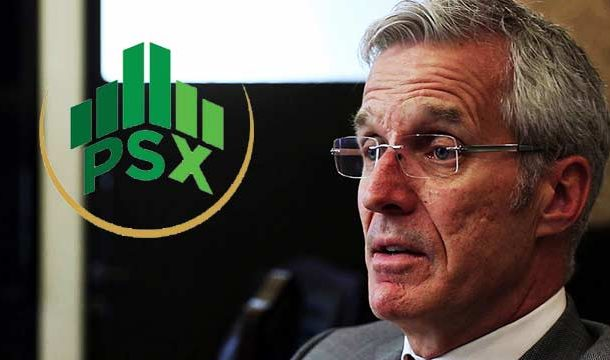 CEO Pakistan Stock Exchange Resigns From His Post