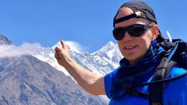 British Climber Died Soon After Summiting Mount Everest