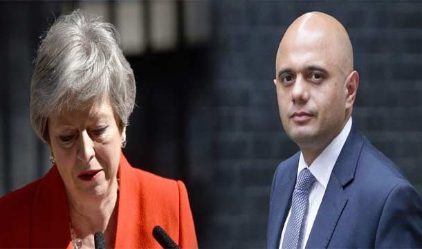 Pakistani Origin Politician Enters Race to Replace 'Theresa May'