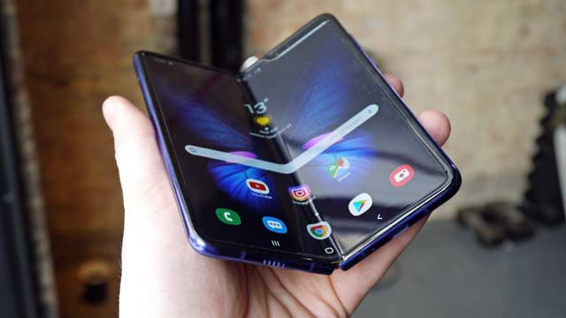 Samsung to Launch 'Galaxy Fold' After Defects Fixing
